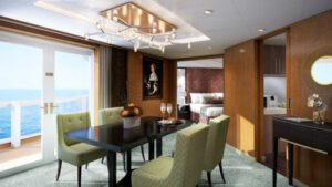 Holland America Line-Koningsdam-Nieuw Statendam-schip-Cruiseschip-Categorie PS-Pinnacle Suite