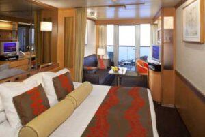 Holland America Line-Volendam-Zaandam-schip-Cruiseschip-Categorie A-AA-B-BB-BC-Vista Suite