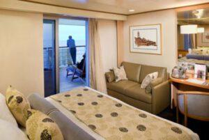 Holland America Line-Volendam-schip-Cruiseschip-Categorie CA-Lanai