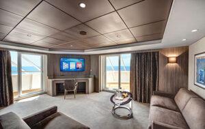MSC-Cruises-MSC-Grandiosa-MSC-Virtuosa-schip-cruiseschip-categorie YC3-Royal Suite