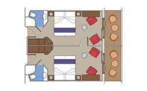 MSC-Cruises-MSC-Magnifica-MSC-Musica-MSC-Poesia-MSC-Orchestra-schip-cruiseschip-categorie FLA-Super-familiehut-diagram