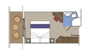 MSC-cruises-MSC-Armonia-MSC-Sinfonia-MSC-Lirica-MSC-Opera-schip-cruiseschip-categorie B1-B2-B3-balkonhut-diagram