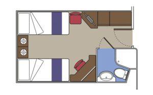 MSC-cruises-MSC-Armonia-MSC-Sinfonia-MSC-Lirica-MSC-Opera-schip-cruiseschip-categorie i1-i2-binnenhut-diagram
