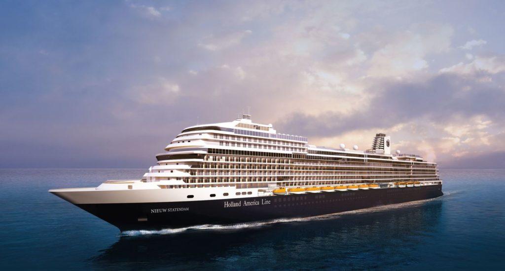 Cruiseship Nieuw Statendam
