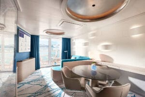Hapag Lloyd-Hanseatic Nature-schip-Cruiseschip-Categorie 9-junior suite