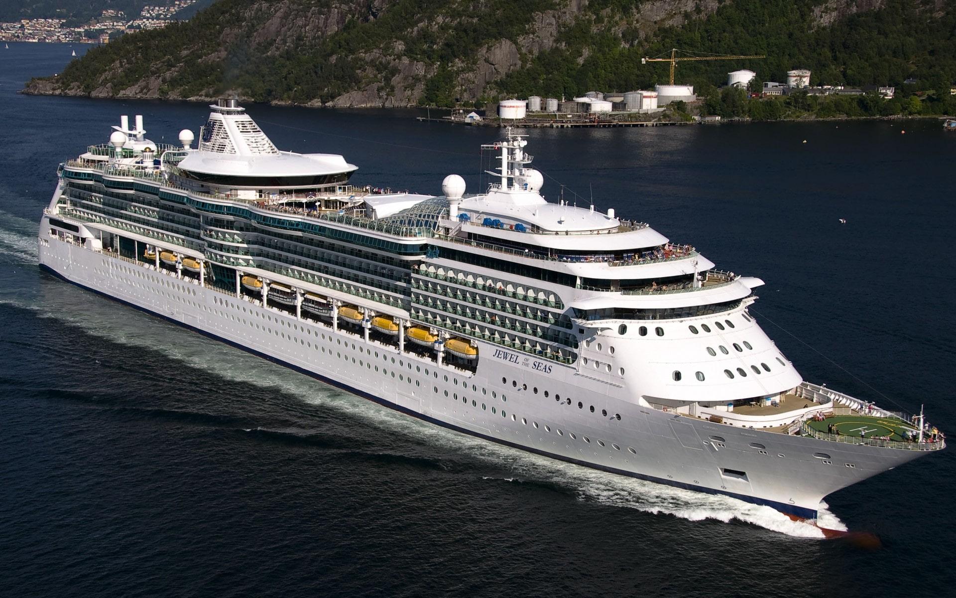 Cruiseschip-Jewel of the Seas-Royal Caribbean International-Schip