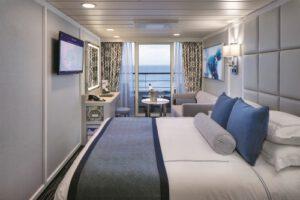 Oceania Cruises-Oceania-Insignia-Regatta-Nautica-Sirena-schip-Cruiseschip-Categorie A1-A2-A3 Concierge Level Veranda