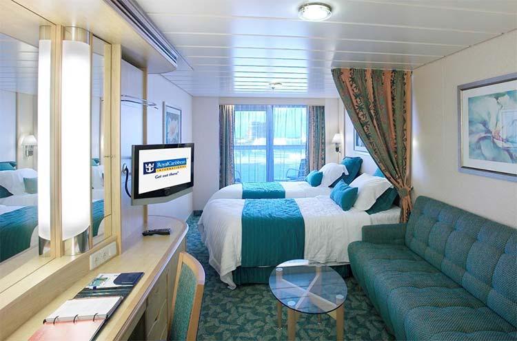 Royal-Caribbean-International-Freedom-of-the-Seas-Liberty-of-the Seas-Independence-of-the-seas-schip-cruiseschip-categorie 1B-2B-3B-4B-ruime balkonhut