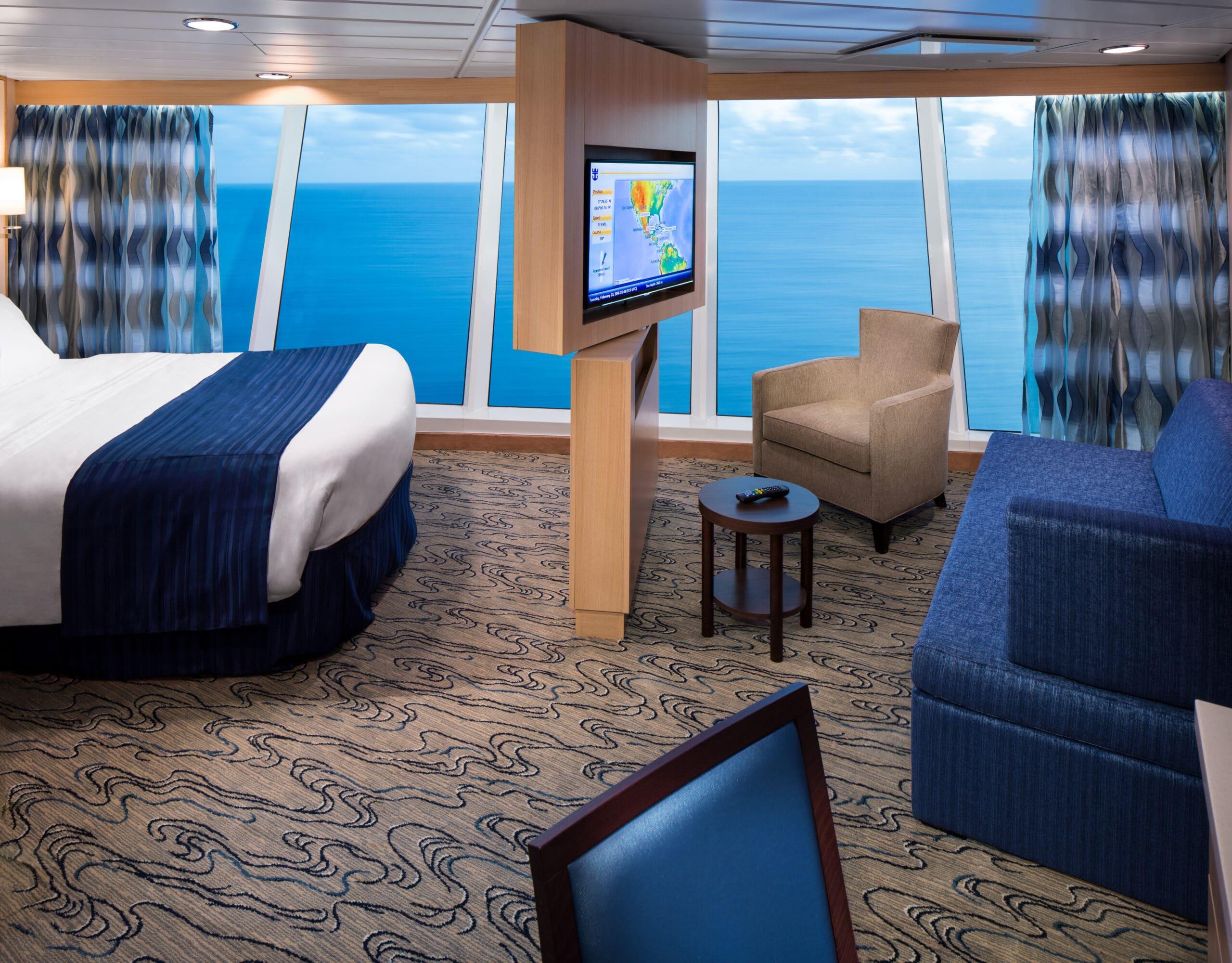 Royal-Caribbean-International-Freedom-of-the-Seas-Liberty-of-the Seas-Independence-of-the-seas-schip-cruiseschip-categorie VP-Panorama Suite