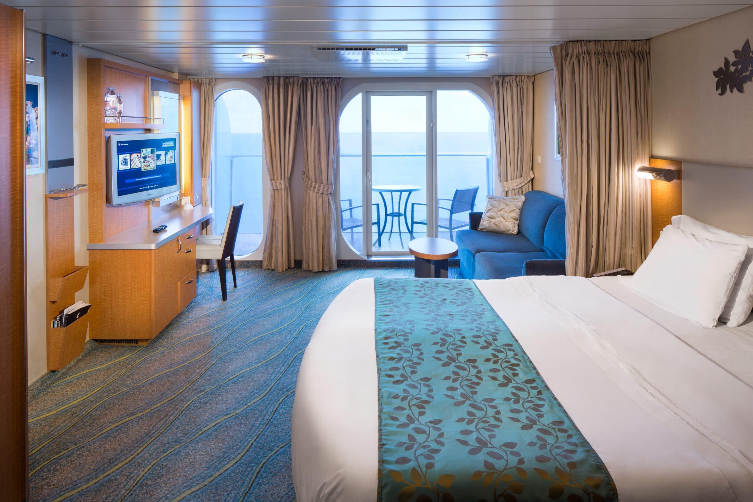 Royal-Caribbean-International-Allure-of-the-Seas-Oasis-of-the-seas-schip-cruiseschip-categorie-1A-zeer-ruime-balkonhut