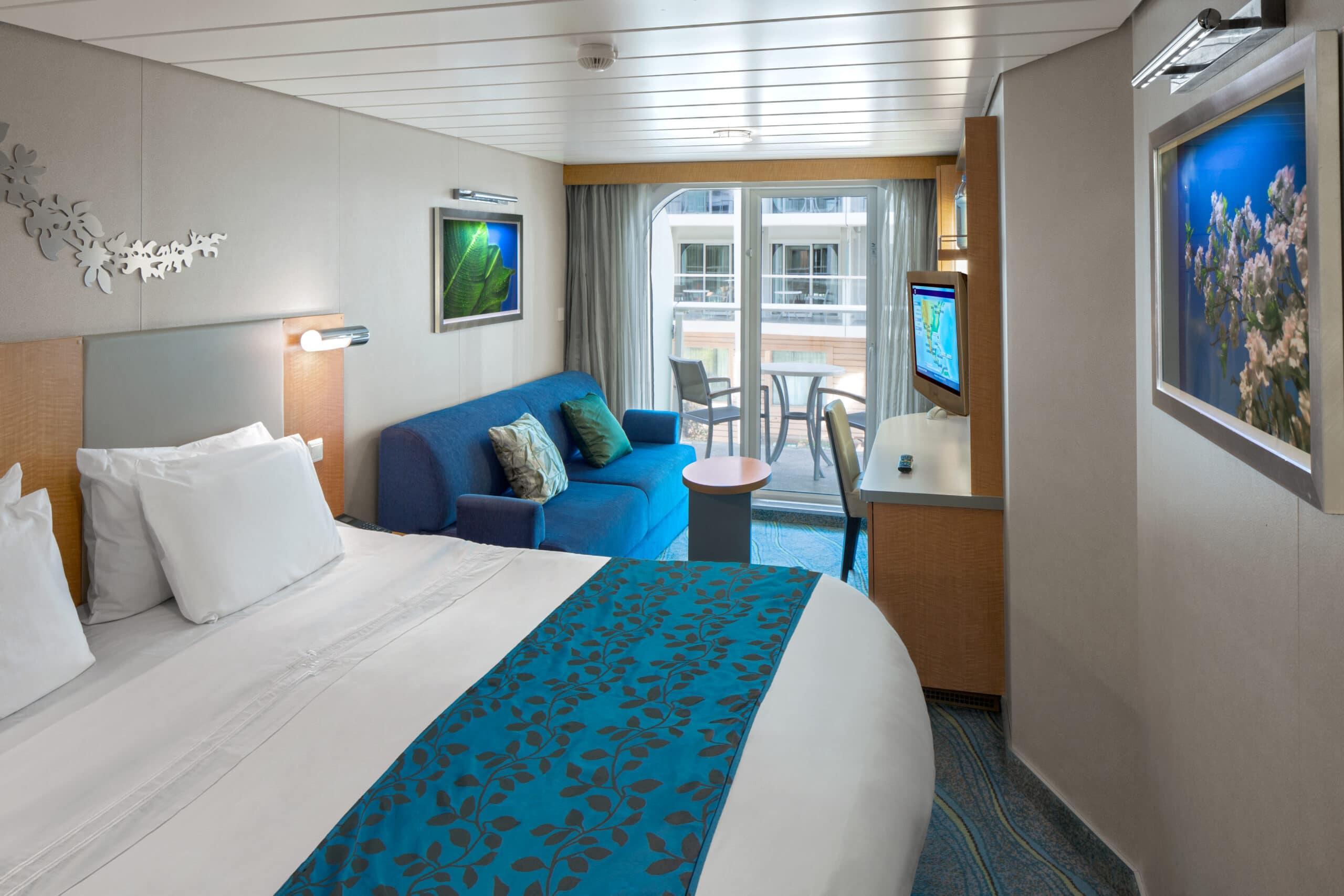 Royal-Caribbean-International-Allure-of-the-Seas-Oasis-of-the-seas-schip-cruiseschip-categorie-1J-2J-balkonhut-central-park