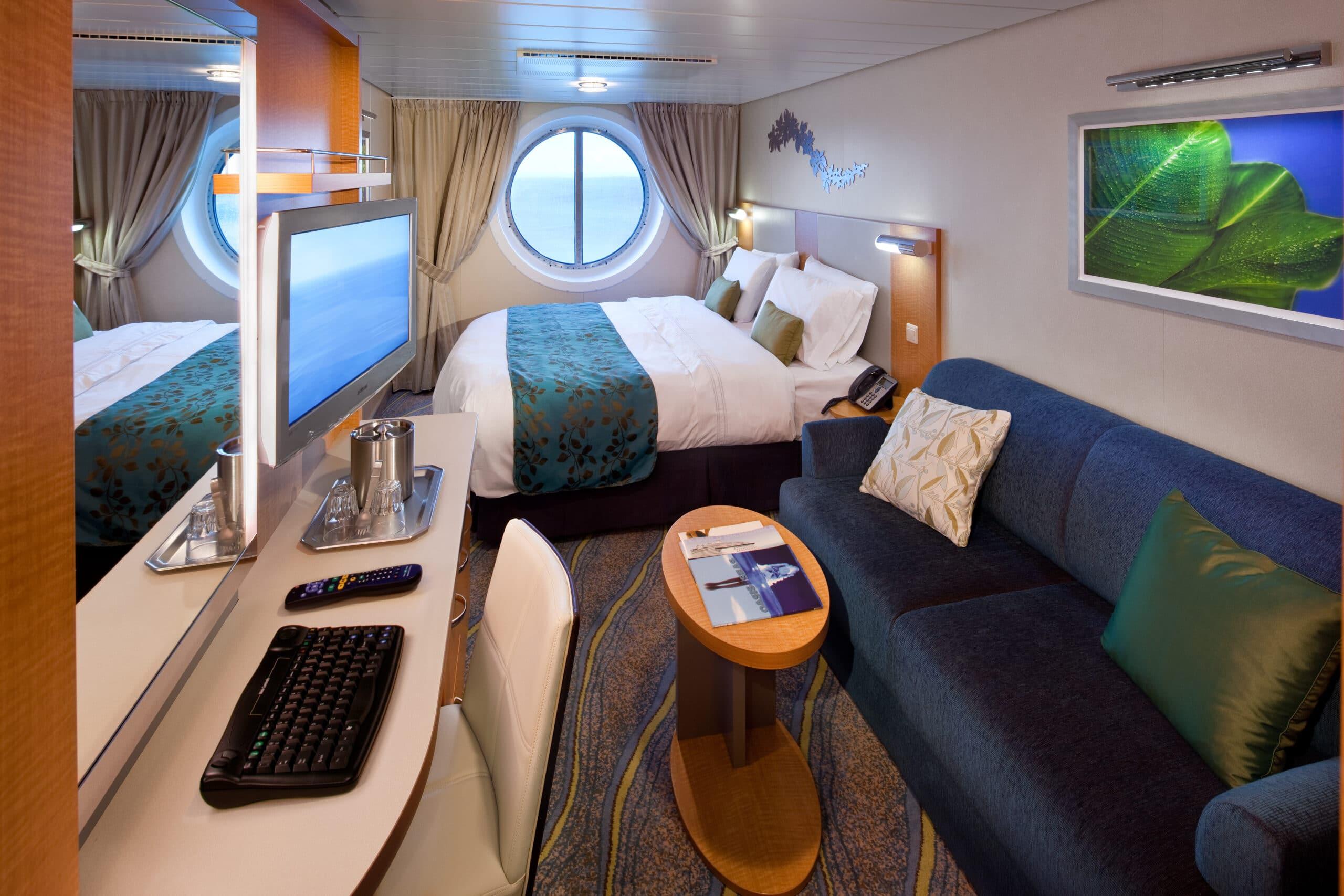 Royal-Caribbean-International-Allure-of-the-Seas-Oasis-of-the-seas-schip-cruiseschip-categorie-1N-2N-4N-buitenhut
