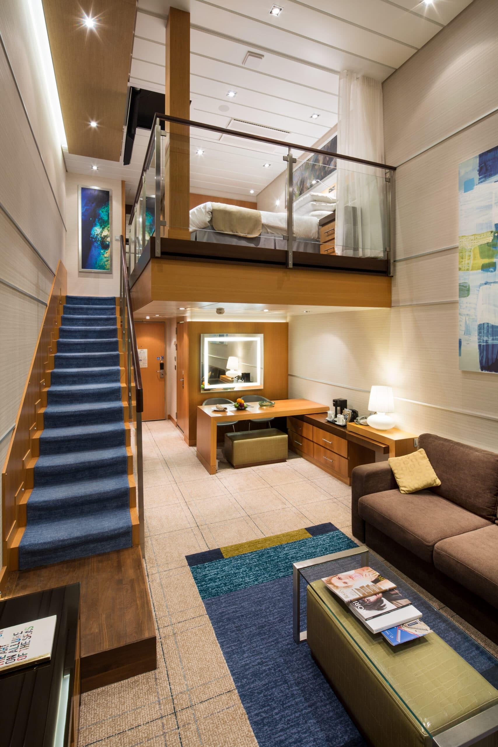 Royal-Caribbean-International-Allure-of-the-Seas-Oasis-of-the-seas-schip-cruiseschip-categorie-L1-Crown-Loft-Suites