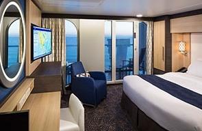 Royal-Caribbean-International-Anthem-Quantum-Ovation-Oddysey-of-the-seas-schip-cruiseschip-categorie 1C-2C-4C-Balkonhut-groot-balkon