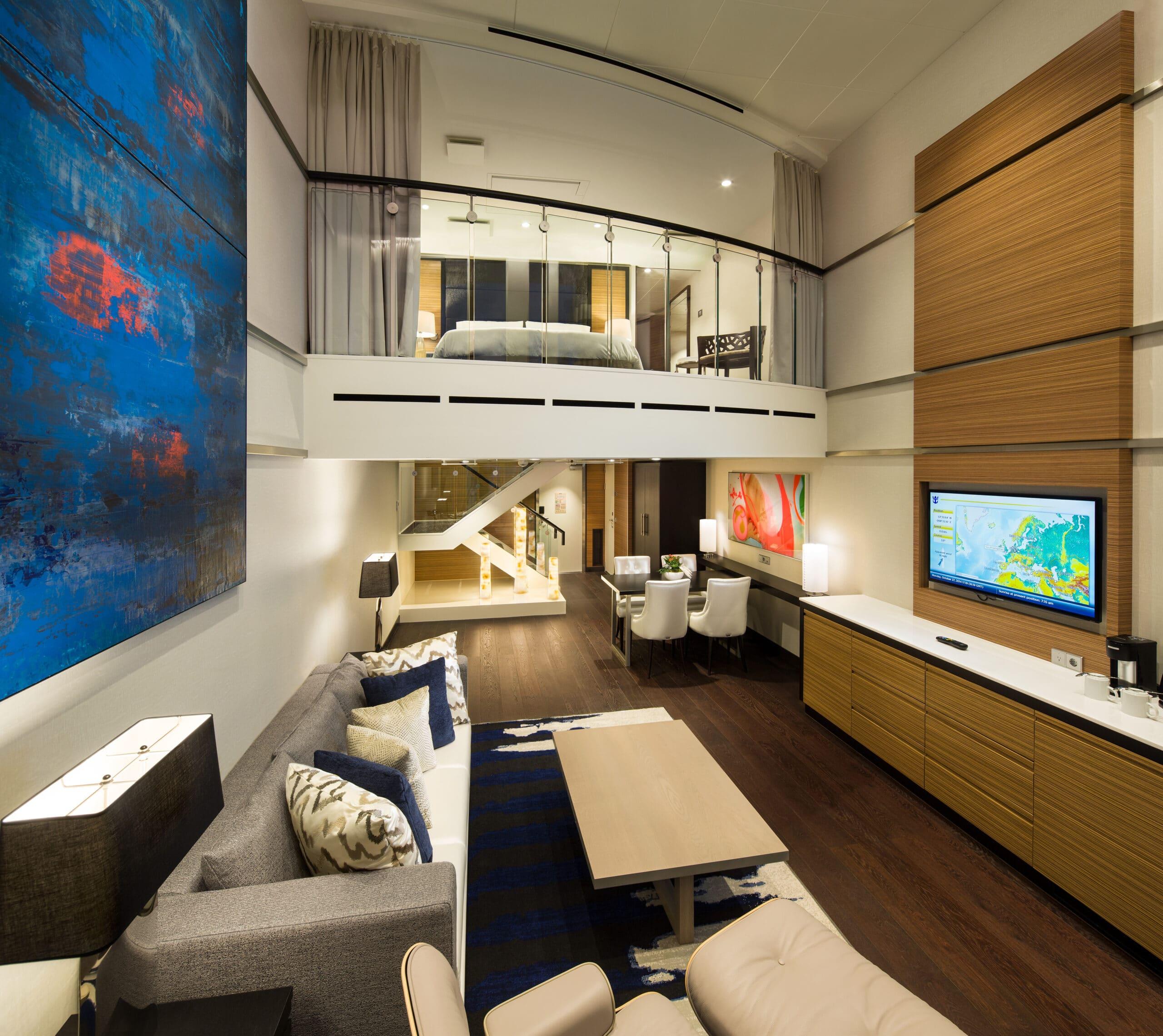 Royal-Caribbean-International-Anthem-Quantum-Ovation-of-the-seas-schip-cruiseschip-categorie-SL-Sky-Loft-Suite