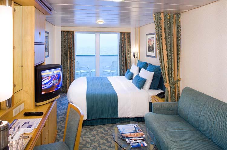 Royal-Caribbean-International-Explore-Mariner-of-the-Seas-schip-cruiseschip-categorie 1B-3B-2B-4B-6B-ruime balkonhut