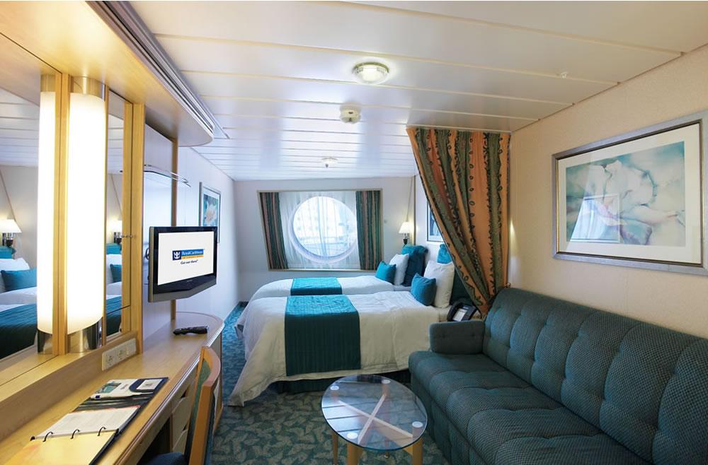 Royal-Caribbean-International-Explore-of-the-Seas-Mariner-of-the Seas-schip-cruiseschip-categorie 1K-Ultra grote buitenhut