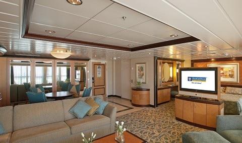 Royal-Caribbean-International-Explore-of-the-Seas-Mariner-of-the Seas-schip-cruiseschip-categorie OS-Owner Suite