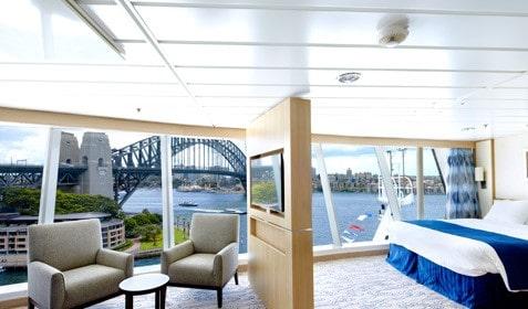 Royal-Caribbean-International-Explore-of-the-Seas-Mariner-of-the Seas-schip-cruiseschip-categorie VP-Panorama Suite