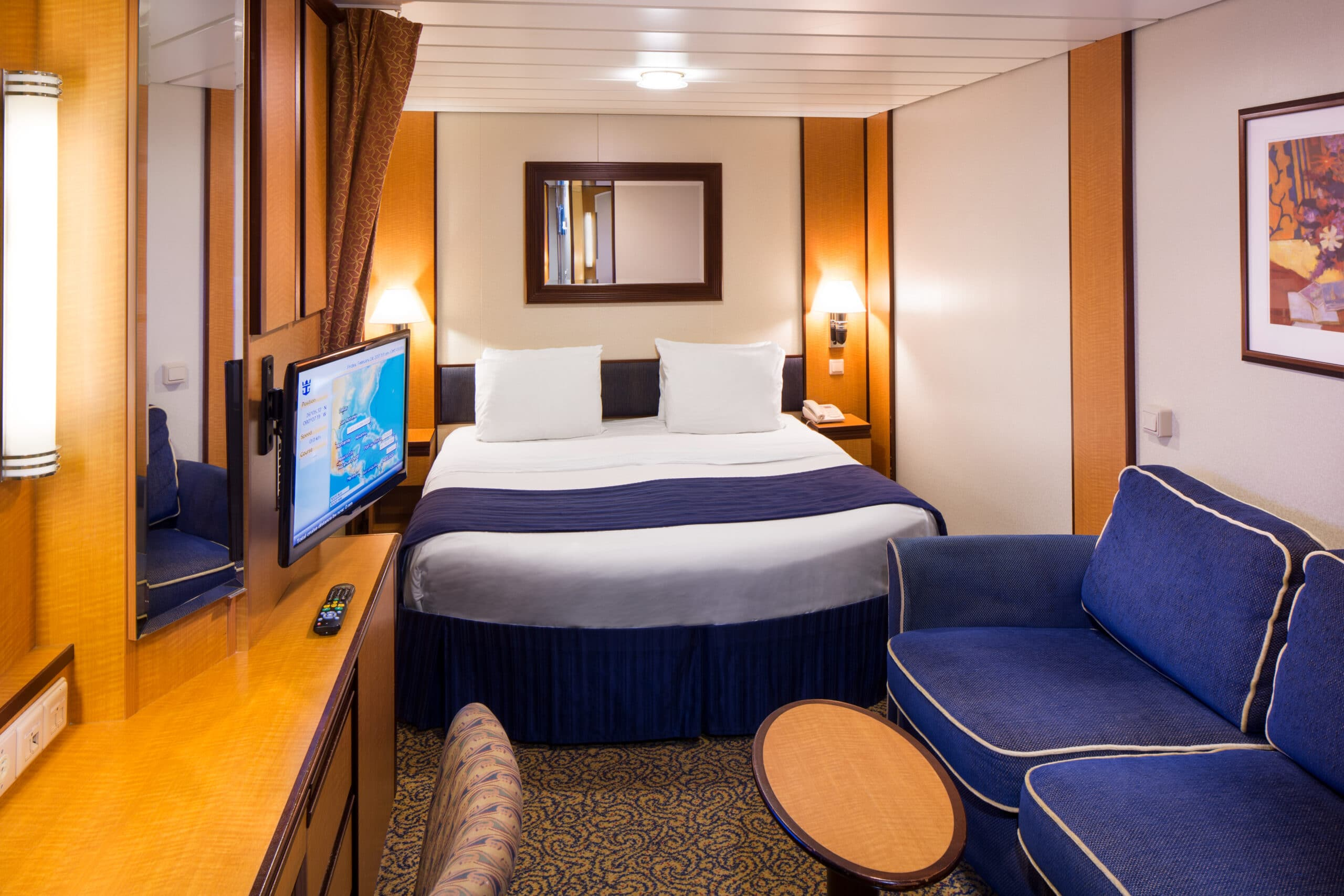 Royal-Caribbean-International-Serenade-of-the-Seas-schip-cruiseschip-categorie-1V-2V-3V-4V-binnenhut