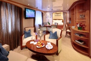 Seadream-Seadream-1-Seadream-2-schip-cruiseschip-categorie AS- Admiral-Suite