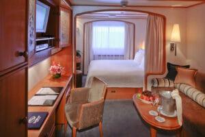 Seadream-Seadream-1-Seadream-2-schip-cruiseschip-categorie Y2-Y3-Y4-Yacht-Club-Deck 2- Deck 3- Deck 4-buitenhut