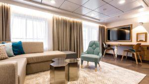 TUI-Cruise-Mein Schiff 4-Mein Schiff 5-Mein Schiff 6-schip-Cruiseschip-categorie DS-Diamant Suite
