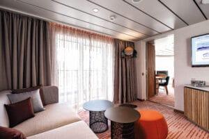 TUI Cruises-Mein Schiff 1-Mein Schiff 2-schip-Cruiseschip-categorie-Horizont-Suite