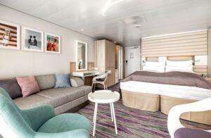 TUI Cruises-Mein Schiff 1-Mein Schiff 2-schip-Cruiseschip-categorie-Junior-Suite