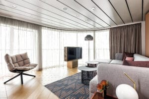 TUI Cruises-Mein Schiff 1-Mein Schiff 2-schip-Cruiseschip-categorie-Panorama-Suite