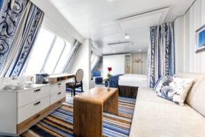 TUI-Cruises-Mein Schiff 3-Mein Schiff 4-Mein Schiff 5-Mein Schiff 6-schip-Cruiseschip-categorie A-B-Familie-Buitenhut