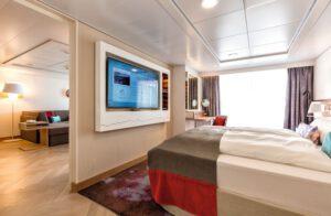 TUI-Cruises-Mein Schiff 3-Mein Schiff 4-Mein Schiff 5-Mein Schiff 6-schip-Cruiseschip-categorie-Themen suite