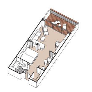 regent-seven-seas-seven-seas-mariner-schip-cruiseschip-categorie A-B-C-penthouse suite-diagram