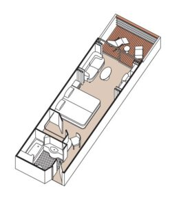 regent-seven-seas-seven-seas-mariner-schip-cruiseschip-categorie D-E-concierge suite-diagram