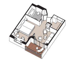 regent-seven-seas-seven-seas-voyager-schip-cruiseschip-categorie A-B-C-penthouse suite-diagram