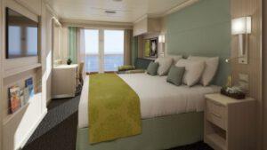 Holland America Line-Rotterdam-schip-Cruiseschip-Categorie VQ-Spa balkonhut