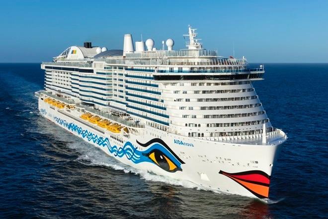 AIDAnova-Cruiseschip-Op-Zee