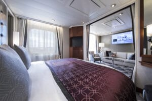 Crystal Cruises-Crystal Serenity-schip-Cruiseschip-Categorie PS-Penthouse Suite