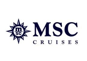 MSC cruise met vluchten naar de Middellandse Zee
