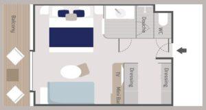 Ponant-le-Bellot-le Dumont d urville-le Jacques Cartier-schip-cruiseschip-categorie DS6-DS5-DS4-DS3-deluxe-suite-diagram