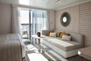 Ponant-le-Bougainville-schip-cruiseschip-categorie DS6-DS5-DS4-DS3-Deluxe Suite