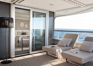 Ponant-le-Bougainville-schip-cruiseschip-categorie GDS6-GDS5-Grand Deluxe Suite