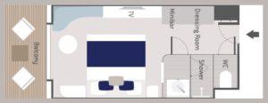 Ponant-le-bougainville-schip-cruiseschip-categorie PR6-PR5-PR4-Prestige hut-diagram