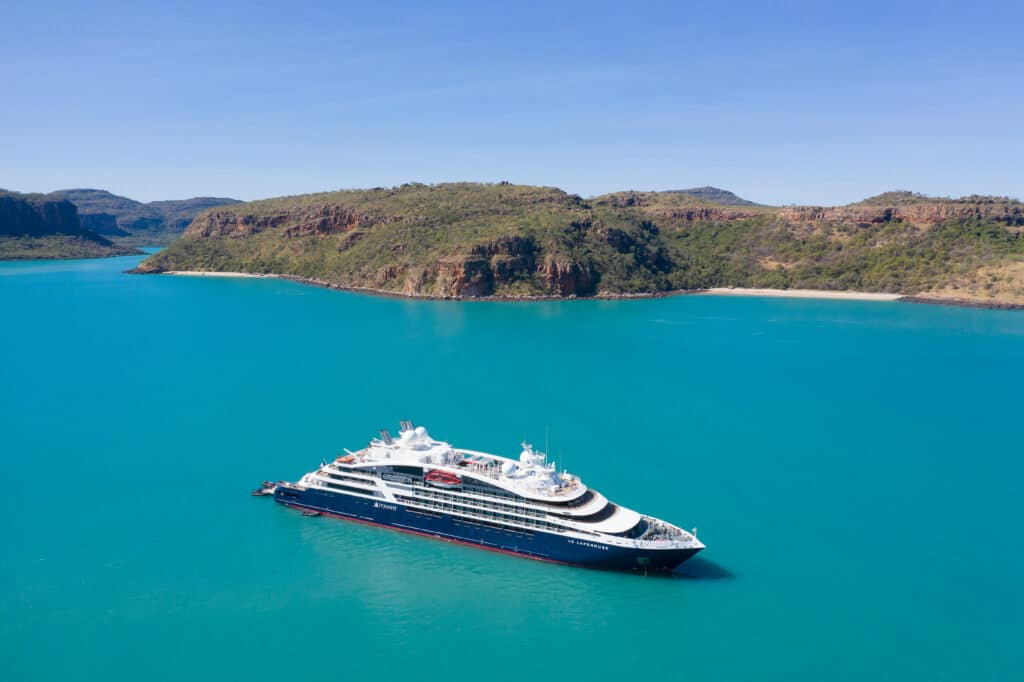Cruiseschip-Le Laperouse-Ponant Yacht Cruises-Schip