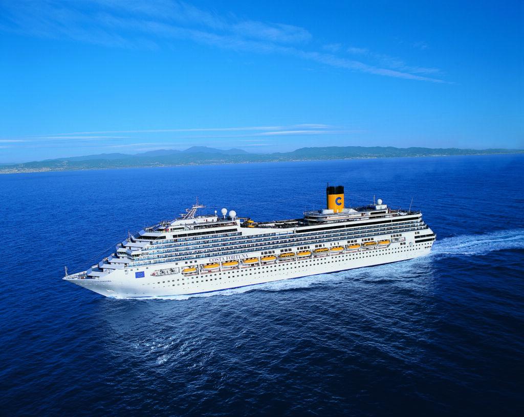 Cruiseschip-Costa Fortuna-Costa Cruises-Schip