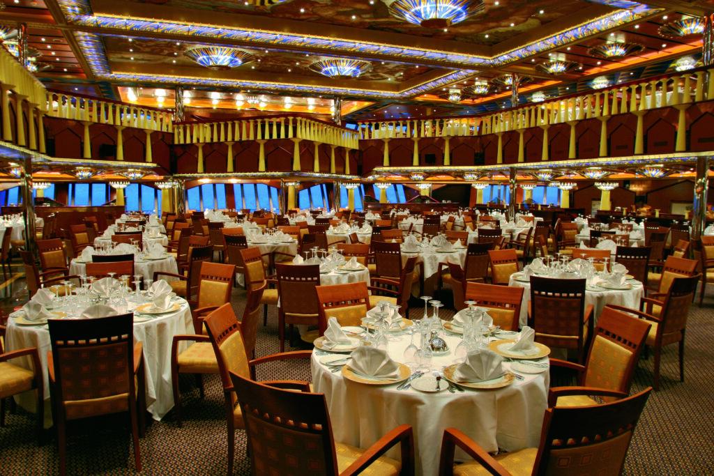 Cruiseschip-Costa Fortuna-Costa Cruises-Bar