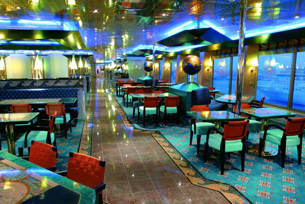 Cruiseschip-Costa Fortuna-Costa Cruises-Restaurant