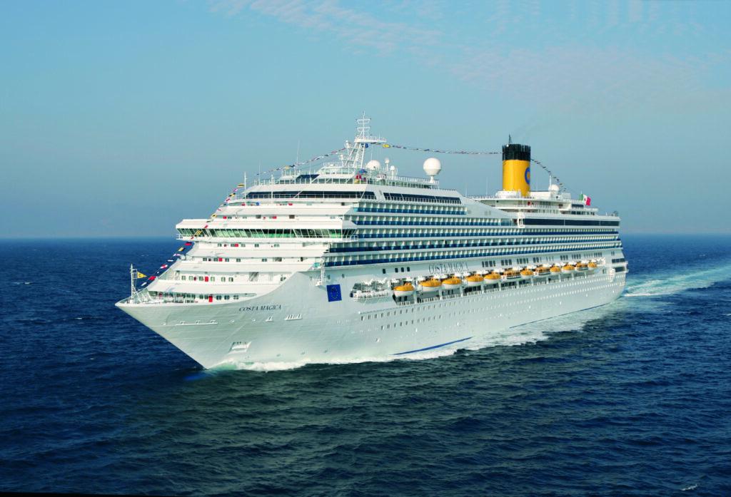 Cruiseschip-Costa Magica-Costa Cruises-Schip