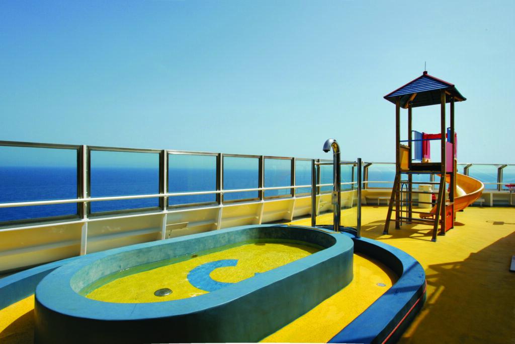 Cruiseschip-Costa Magica-Costa Cruises-Kids Pool