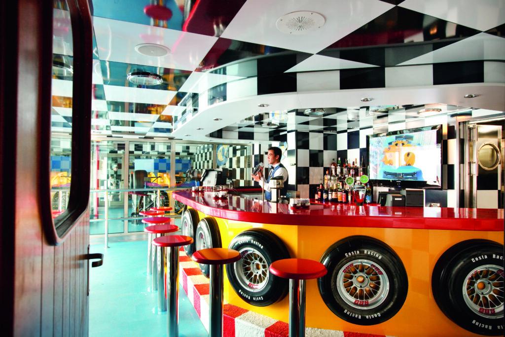 Cruiseschip-Costa Pacifica-Costa Cruises-Bar